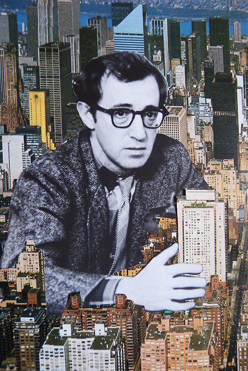 Woody Allen  Een Woody Allen-film is voor mij een begrip, een film die ik waarschijnlijk met plezier helemaal uit kijk. Hij heeft tientallen films met New York als setting(bijv. Manhattan), zoniet, dan staat een andere stad wel centraal in het verhaal (Vicky Christina Barcelona, Midnight in Paris, To Rome With Love). Hij schrijft en maakt ieder jaar een film, wat al eigenlijk een handelsmerk opzich is. Commercieel