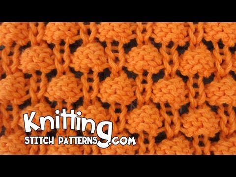 Berry in a Box | Knitting Stitch Patterns
