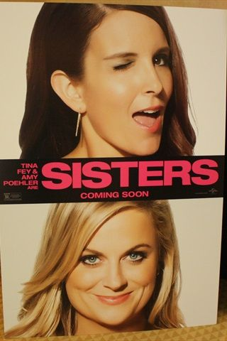 sisters movie tina fey poster - Google Search