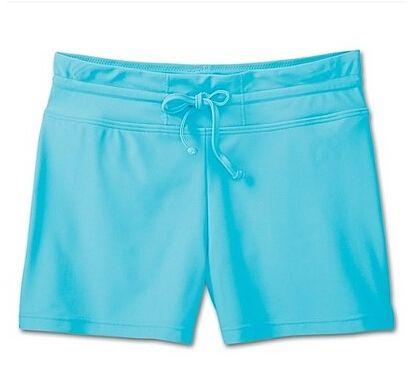 Женский сплит купальник широкий широкий покрыть хип консервативная лайнер солнцезащитный крем шапочка для плавания стволы спа белый женский пляж брюки