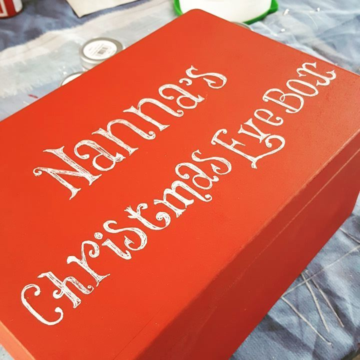 In PROGRESS! New Twinkle Christmas Eve Boxes available soon for 2017!