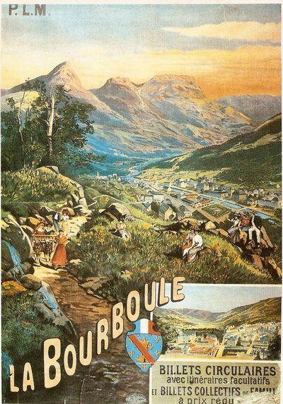 1910......AFFICHE ANCIENNE PUBLICITÉ...SNCF...