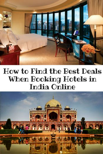 There are so many ways to book hotels online and naturally everyone wants to get the cheapest price and the best deal. To help, II compared the leading hotel booking websites to see which offers the best  price for hotels in India