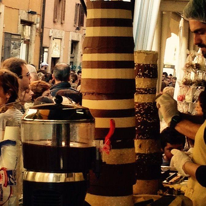 #eurochocolate - cremino