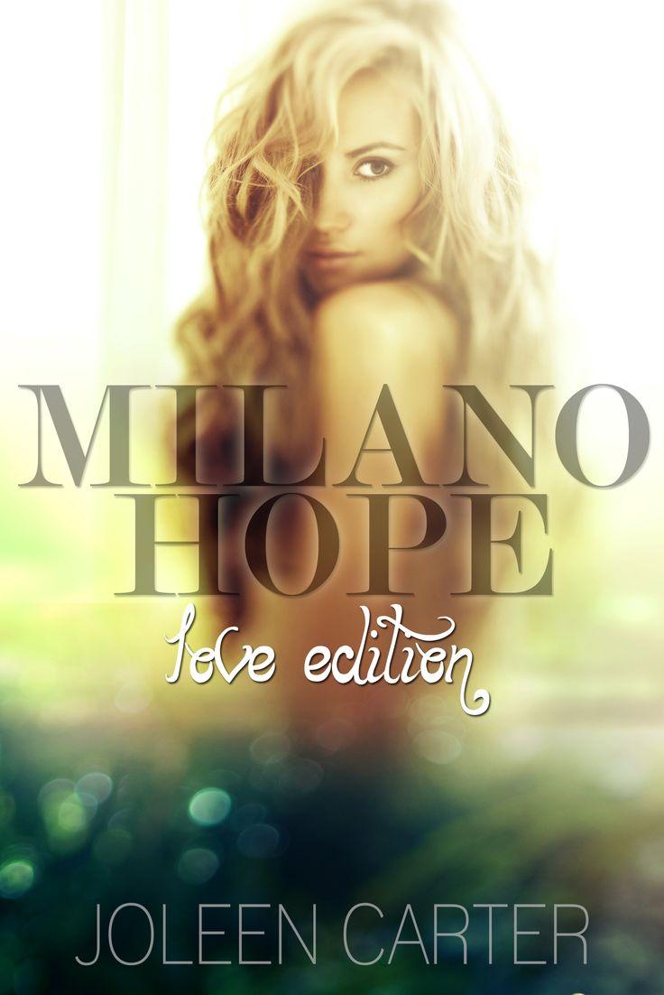 Milano Hope  Melli hat sich in Mailand niedergelassen, doch so recht einleben kann sie sich nicht. Die schöne Zeit mit Davide ist nicht von Dauer und auch diese Liebe hat ihre Schattenseiten.  Immer wieder versucht Melli, die Schönheit der Stadt und ihrer Einwohner für sich einzufangen. Gleichzeitig leidet sie zunehmend an Heimweh.  Hin- und hergerissen steht sie schließlich erneut vor der folgenschweren Entscheidung, ob sie bleiben oder gehen soll.