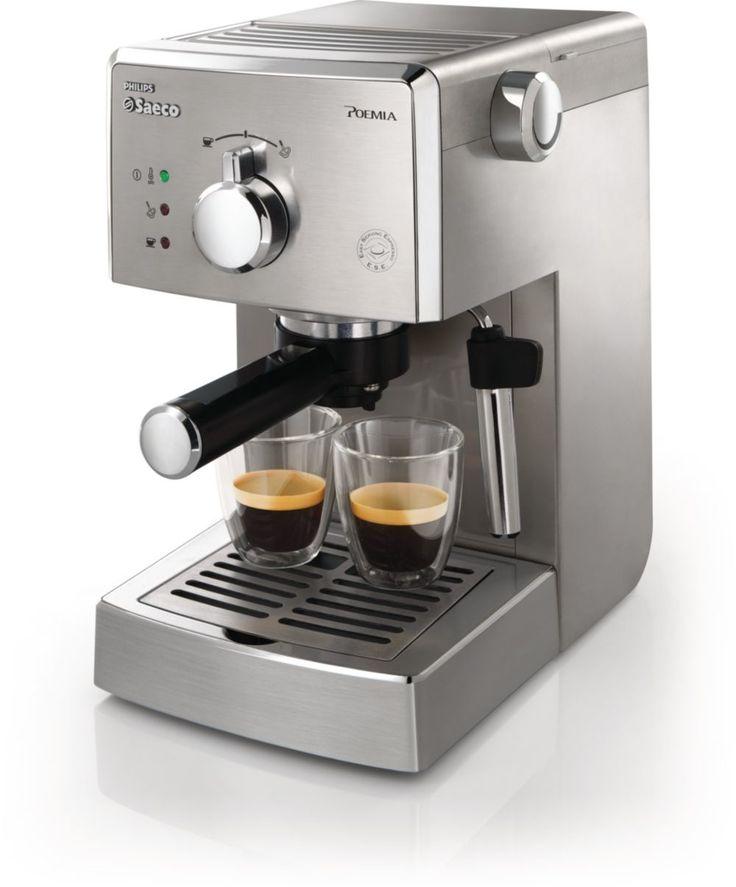 Coffe Espresso machine HD8327/91 POEMIA TOP – Saeco