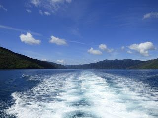 Amazing Places that i have been Sites and facts :) : Marlborough Sounds