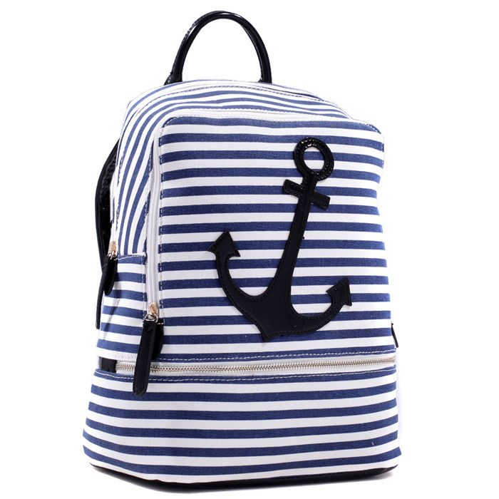 Dasein Anchor d Backpack with Adjustable Shoulder Straps