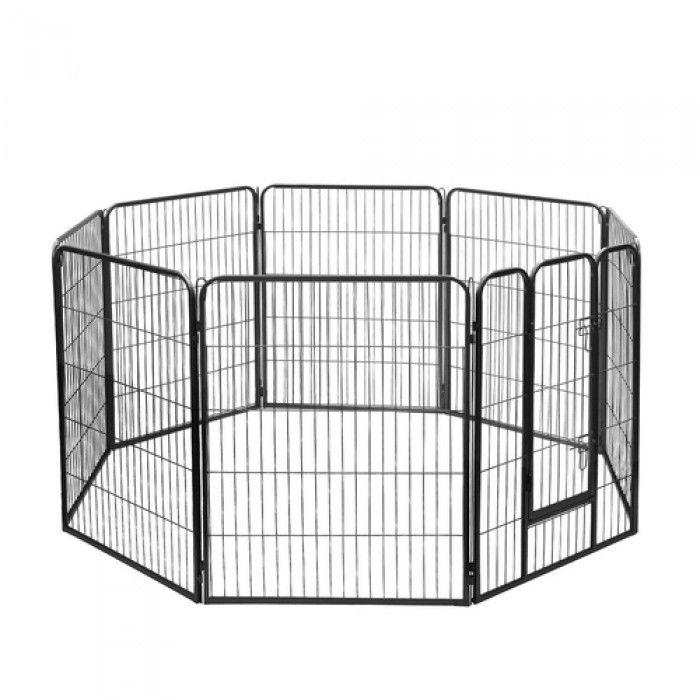 8 Panel Pet Playpen
