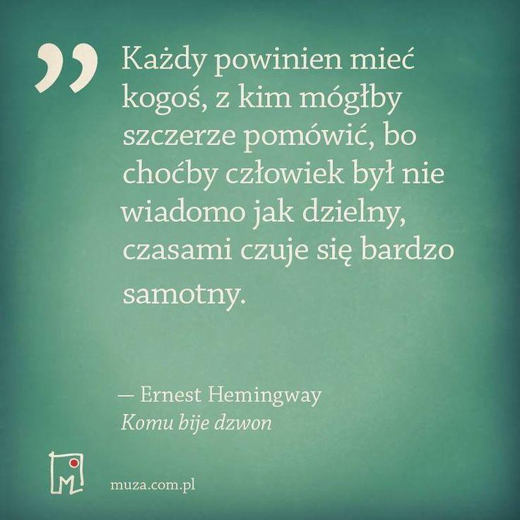 każdy. #samotność #rozmowa #cytat  aby samotność rozproszyć rozmową zapraszamy: http://www.mydwoje.pl