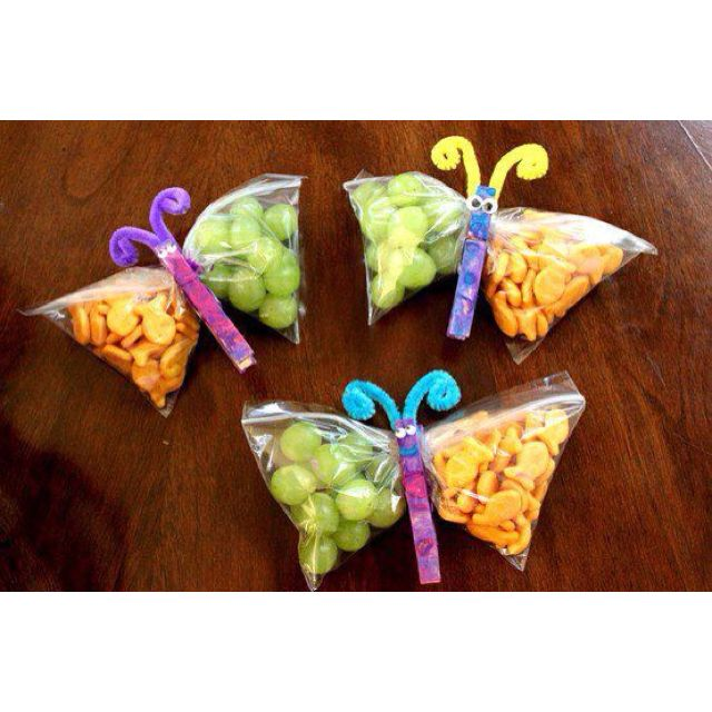 Treat idea for Alora's first Birthday party :)