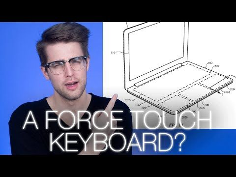 Blackberry Android phones, Lytro Cinema Camera, Apple's touch-keyboard - YouTube