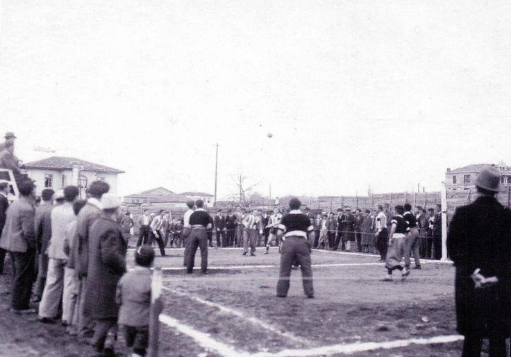 Kampionati i Volejbollit në Tironë nga viti 1933 deri në vitin 1944  Nga Ilir Dojka