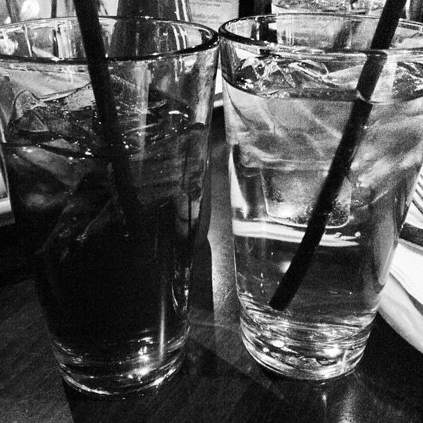 Day 26: black and white... coke and water #photoadayAprilWater Photoadayapril, Black And White, Forgot Password, Photography Inspiration