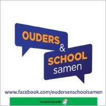 Ouders & school samen - www.facebook.com/oudersenschoolsamen - Zo komen we verder.
