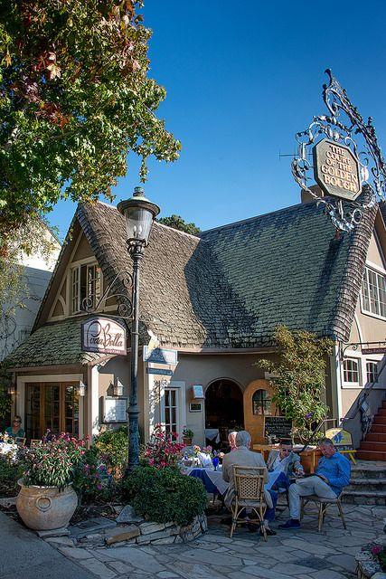Portabella Restaurant in Carmel, a favorite!