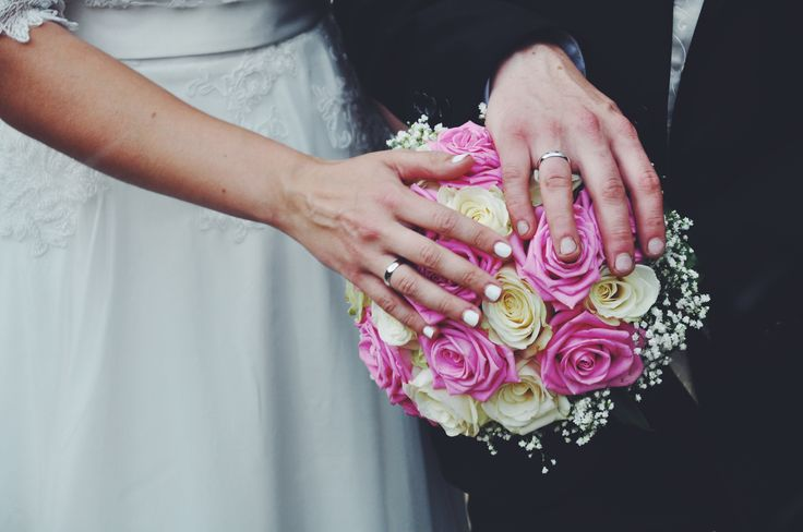 my wedding bouquete
