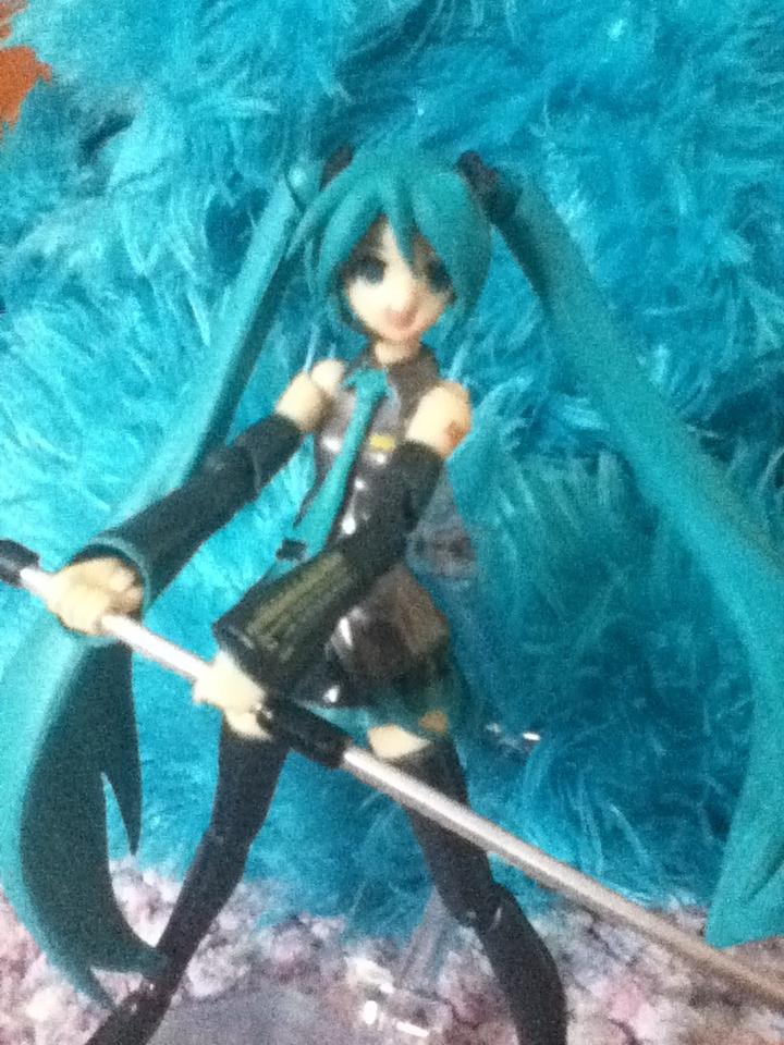 My figma if Hatsune Miku