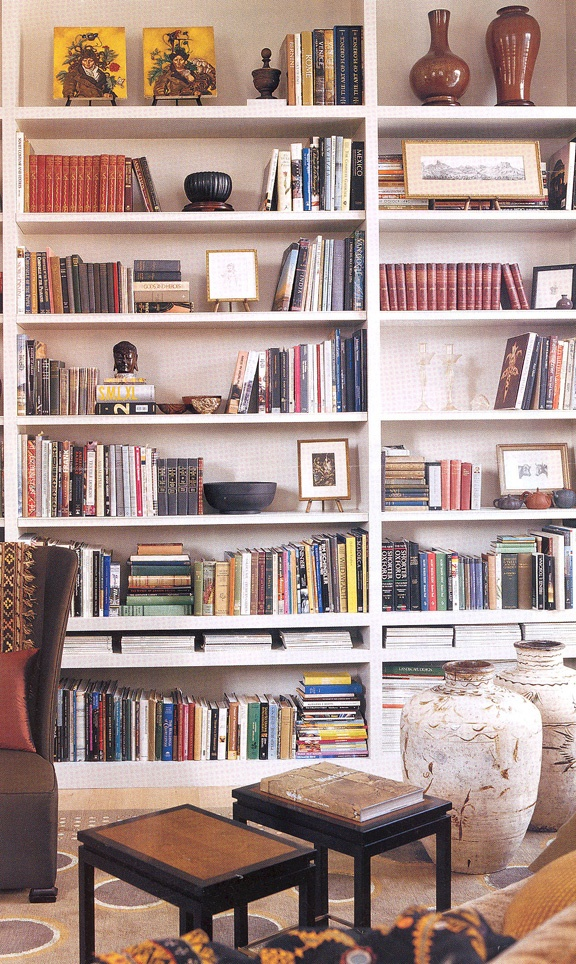 The Art of Bookshelf Arranging | One Good Thing by Jillee