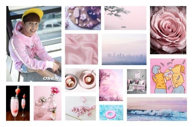 """""""Park Kyung~"""" by prinxehui ❤ liked on Polyvore featuring art, kpop, blockb and Kyung"""