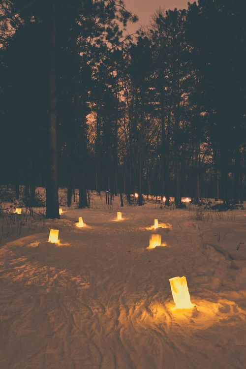 Winter proposal? Yes please!
