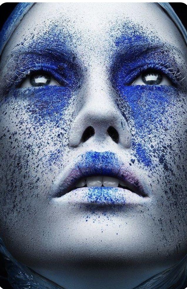 Idea By Lorelei On Royal Blue Pigments Makeup Artist Quotes