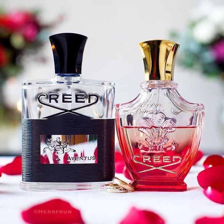 Creed #Aventus for man and new woman #RoyalPrincessOud