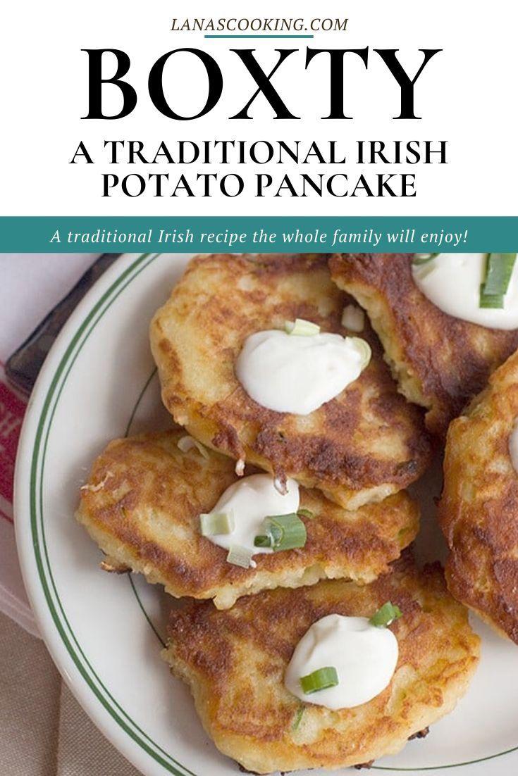 Boxty Recipe Irish Recipes Food Irish Potatoes