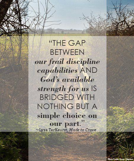 A simple choice.