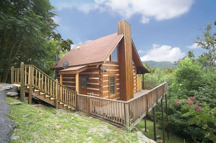 Cabins in Sevierville, TN - Sequoya Sleeps 1-6 offered by American Mountain Rentals by Natural Retreats. See photos, pricing, availability, and make a reservation.