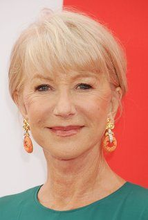Helen Mirren---She was awarded the Dame Commander of the Order of the British Empire in the 2003 Queen's Birthday Honours List for her services to drama.
