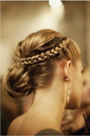 Try this elegant braid and many others…