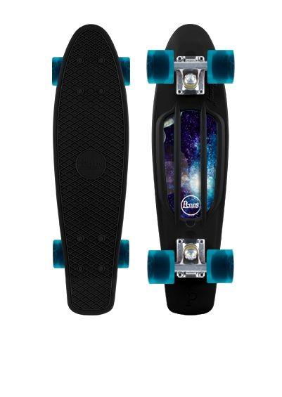 Penny Skateboards [customized] // one day, love