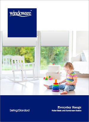 Roller Basics Sunscreen Blinds |