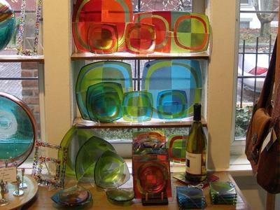 Helen Winnemore Craft in German Village. Cool shop with works by American artisans.
