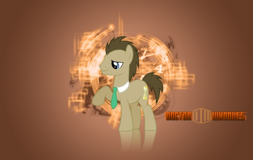 Much love for Doctor Whooves