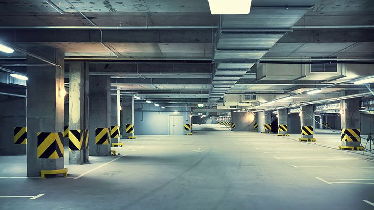 Места для паркинга в зданиях могут официально стать недвижимостью...