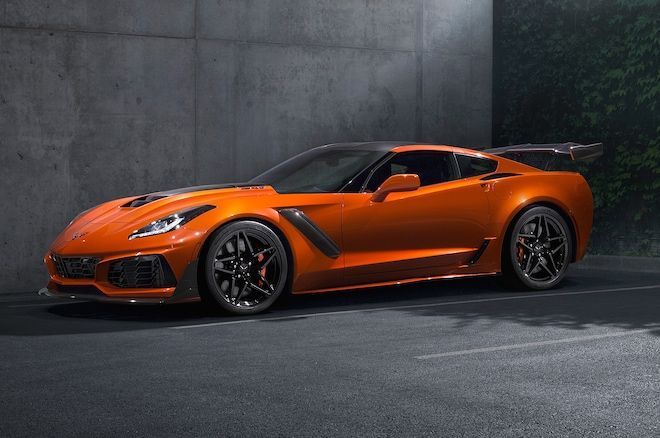 2019 Chevrolet Corvette Zr1 First Look Big Power Big Wing Big