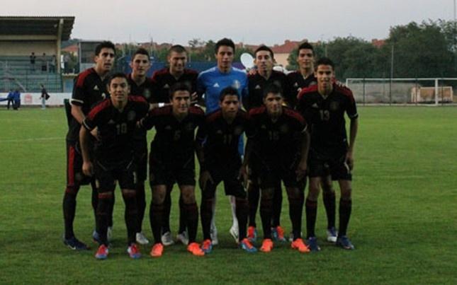 La Selección Olímpica se Coronó en el Torneo Esperanzas de Toulon 2012 | Selección Mexicana de Fútbol - Mi Selección