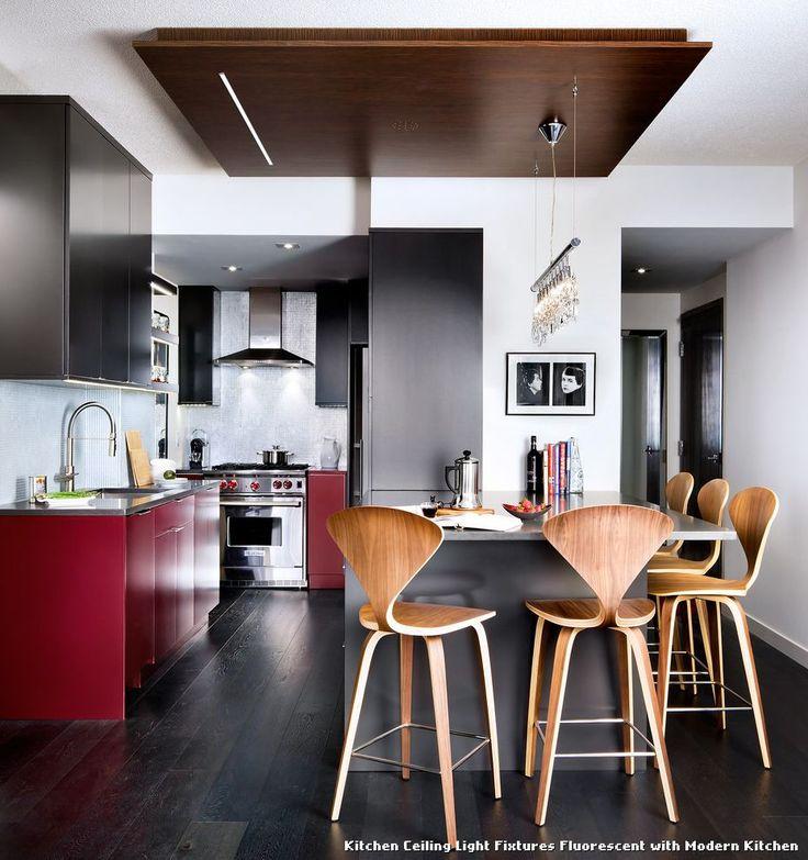 Kitchen Ceiling Light Fixtures Fluorescent with Modern Kitchen, kitchen lighting from Kitchen Ceiling Light Fixtures Fluorescent