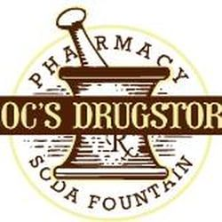 Photo of Doc's Drug Store - Brownwood, TX, United States. lunch served 11-2