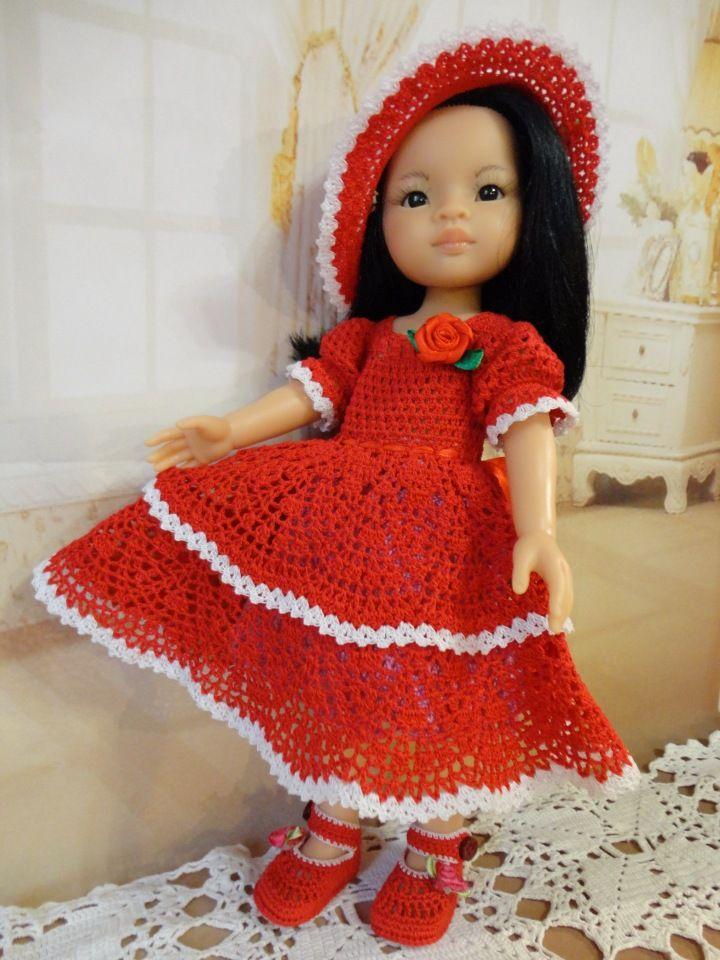 А у нас лето продолжается и снова летние наряды / Одежда и обувь для кукол - своими руками и не только / Бэйбики. Куклы фото. Одежда для кукол