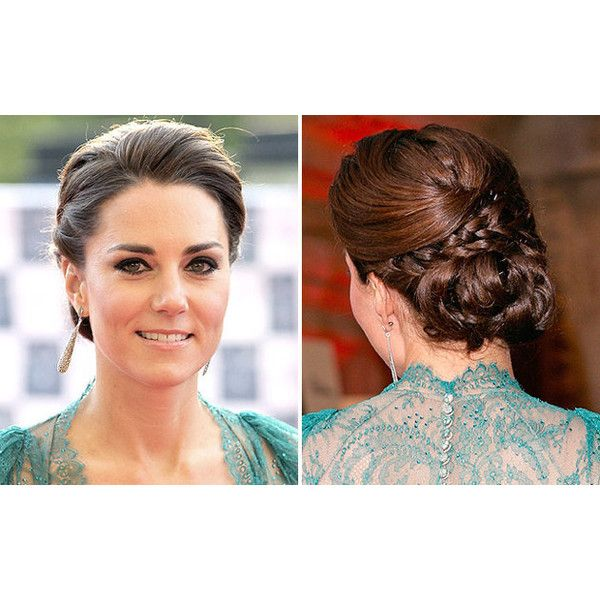 Wedding Hairstyle Kate Middleton : 121 best wedding hair and flowers images on pinterest