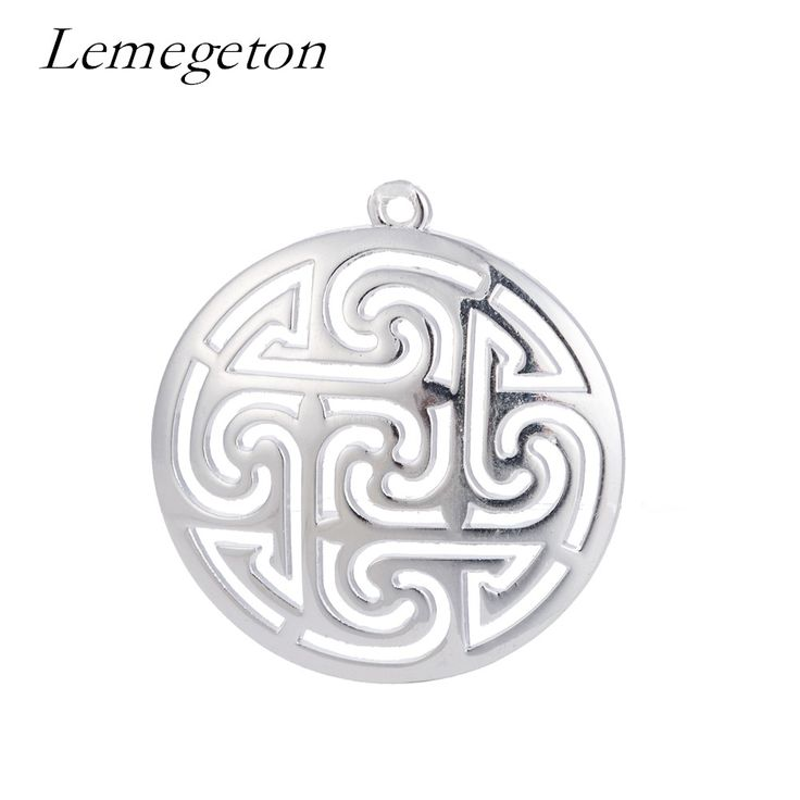Lemegeton Cross Slavic Kolovrat Male Necklaces & Pendants Russian Silver Plated Charms Amulet and Talisman Viking Punk Jewelry. Yesterday's price: US $2.99 (2.47 EUR). Today's price: US $1.35 (1.10 EUR). Discount: 55%.