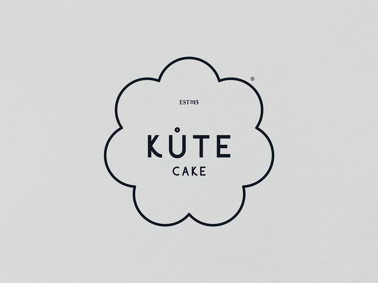 Kute Cake Artisan Cupcakes — The Dieline | Packaging & Branding Design & Innovation News