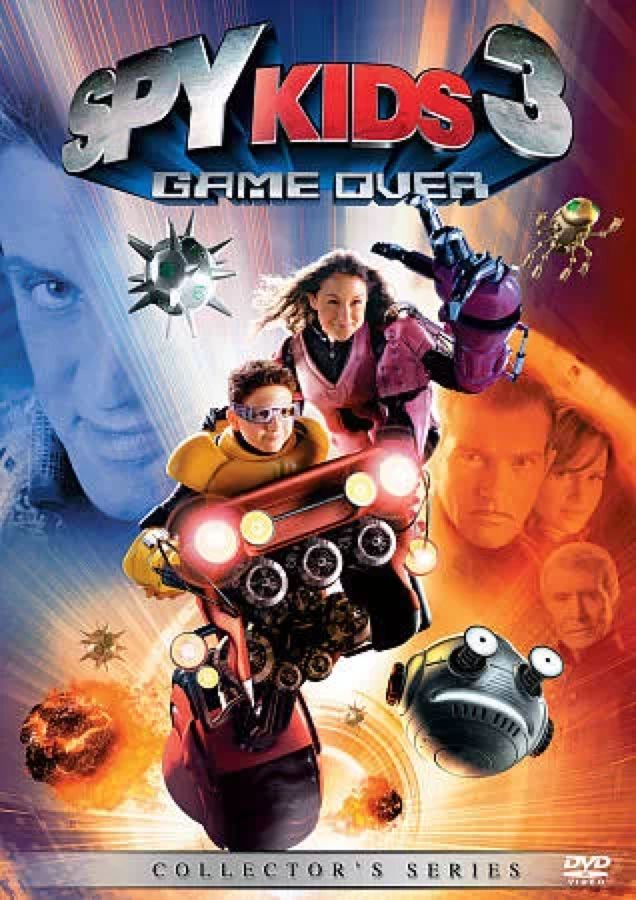 Spy Kid Game Over Full Movie Online