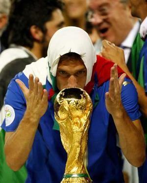 Totti Campione del Mondo....2006