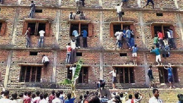Siswa bernilai bagus di India harus ujian ulang