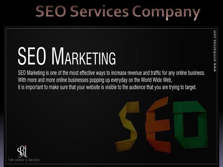 SEO marketing is one of the most effective ways to increase revenue and traffic for any online business. With more and more online businesses popping up everyday on the World Wide Web, it is important to make sure that your website is visible to the audience that you are trying to target.