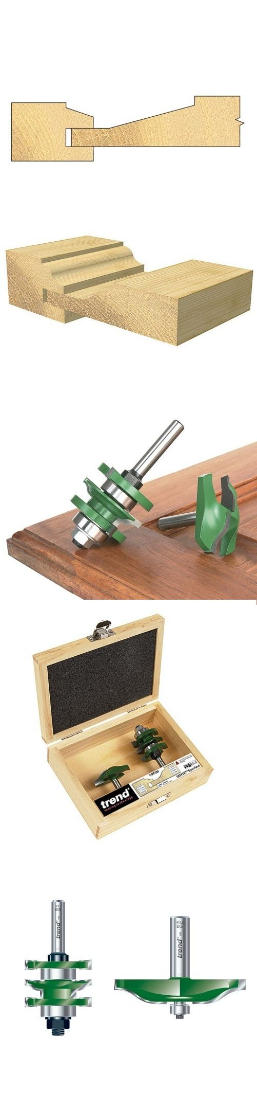 A panel door set consisting of a Easyset profile scriber and panel raiser cutter. Supplied in a storage case. #Panel #Door #Cutter Set Ogee Large... http://www.woodfordtooling.com/craftpro-router-cutters/panel-door-sets/panel-door-set-large-ogee/panel-door-set-ogee-large-664.html